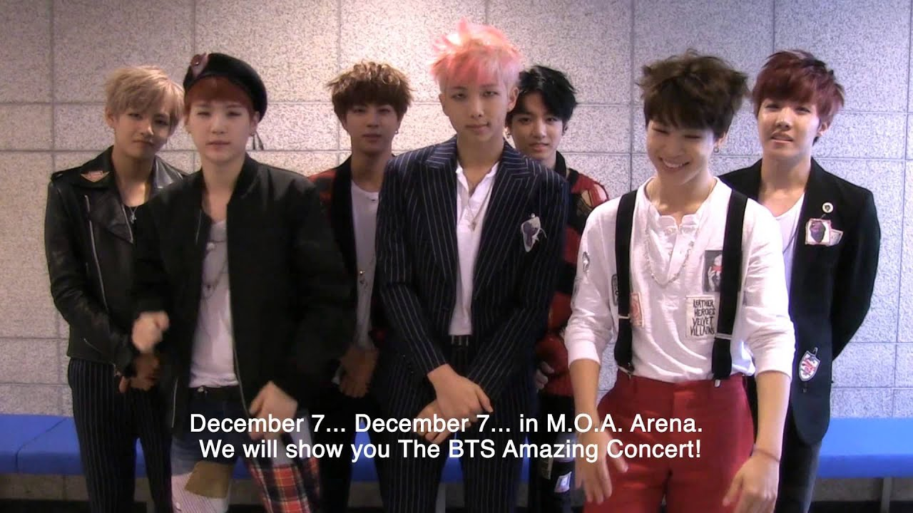 A Message from BTS to the Philippines!