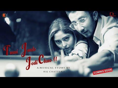 Tumi Jante Jodi Chao ( full video ) | Raj Chatterji | Jeet | Priyanka | DC Christiano