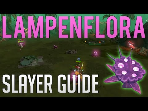 Lampenflora (Vile Blooms) Slayer Guide | Runescape 3