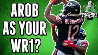 Fantasy Football 2020 - Draft Allen Robinson in the 3rd Round?