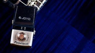 Joyo Ironman - Metalhead - Pedal Demo