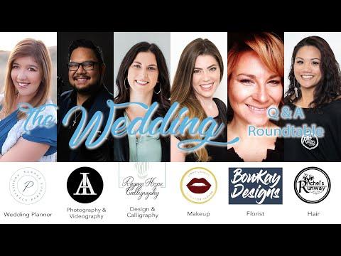 the-wedding-q&a-roundtable-|-ready-aim-radio!-#rar