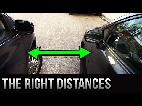 Parallel Parking - The Right Distances