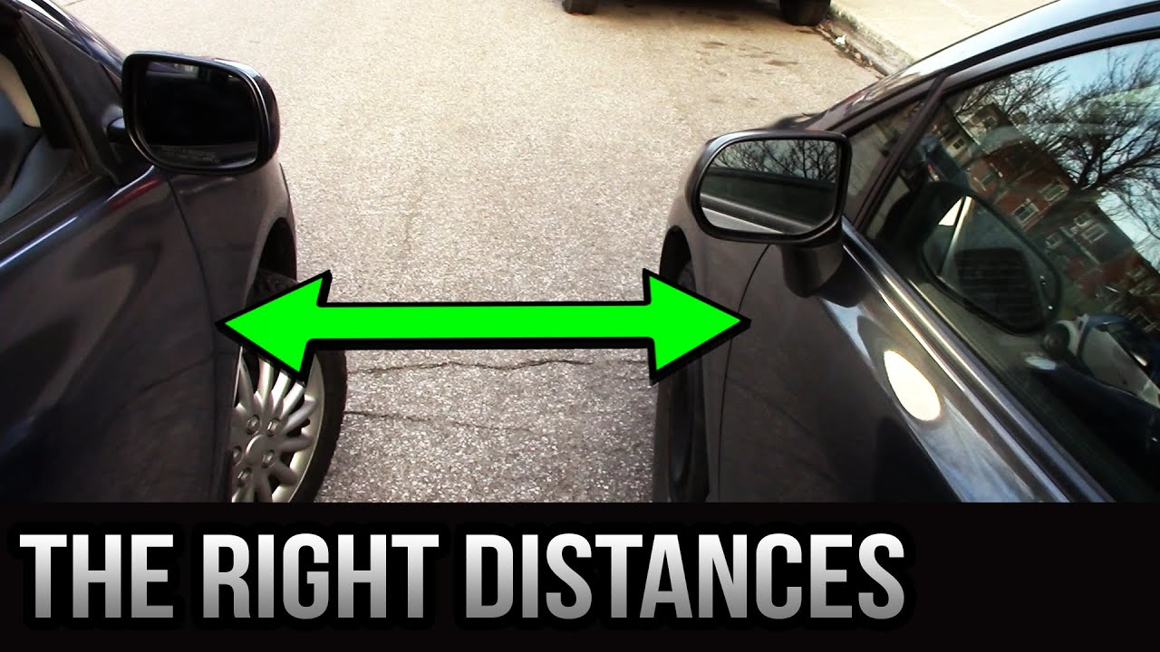 Correct Techniques For Parking A Car