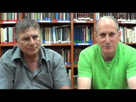 """Lowell's Show:  Michael Saar on """"Tour Guiding in Israel"""""""