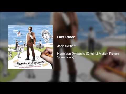 Napoleon Dynamite OST - Bus Rider