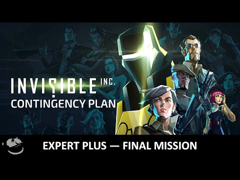 Invisible, Inc. Contingency Plan. Expert Plus. Final Mission.