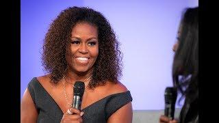 Michelle Obama's Hope for the Obama Presidential Center