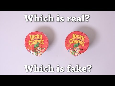 Fun Test: Which is Real? Vol 6