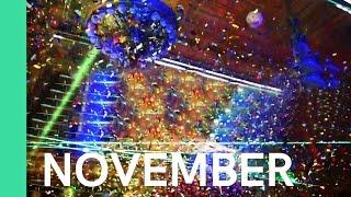 THIS WAS MY NOVEMBER 2016 - TheSwedishLad