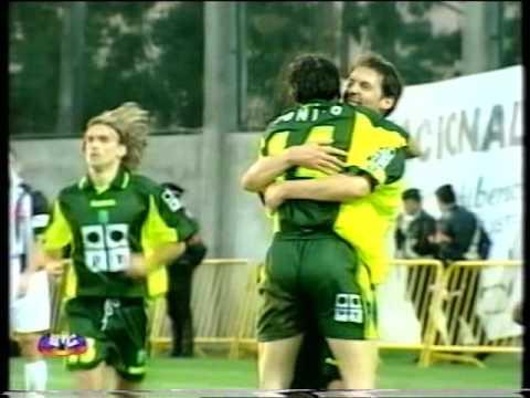 Nacional da Madeira - 0 x Sporting - 2 de 2000/2001 Taça de Portugal (desempate)