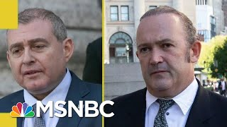 'A Major Conspiracy': Indicted Giuliani Aides Could Sing To Feds | The Beat With Ari Melber | MSNBC