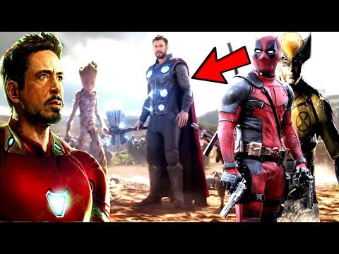 Avengers 4 Deadpool Crossover Teaser?! - Marvel Phase 4 Disney Fox Deal EXPLAINED!