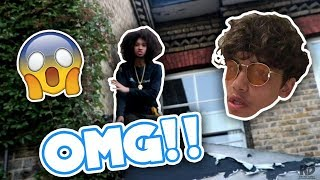 BREAKING INTO HARRIS J HOUSE!!