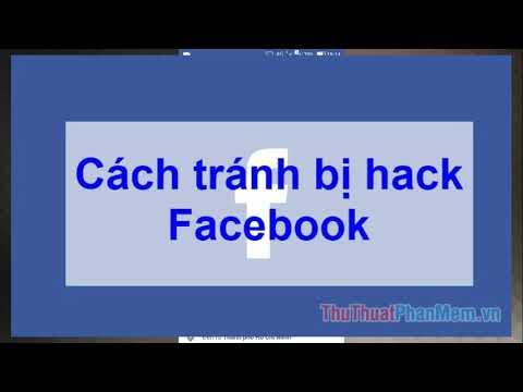 Cách Bảo Mật FaceBook Tránh Bị Hack 2019 Mới Nhất