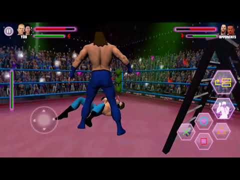 World Tag Team Stars Wrestling Android IOS Gameplay