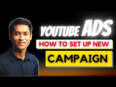 ✅ Tạo Chiến Dịch Quảng Cáo Video YOUTUBE ADS