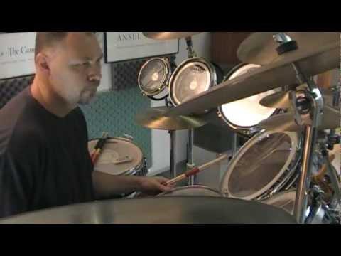 Groove Development - Smooth Jazz (drum lesson)
