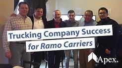 How Ramo Carriers Runs a Successful Trucking Company in Laredo, Texas