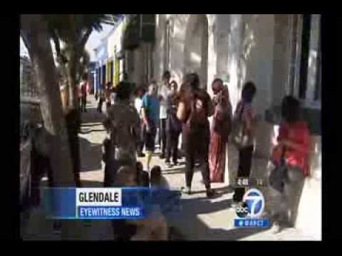 Dental Clinic Glendale CA - ABC Channel 7 Emergency Day Sept 2013 - California Dental Group