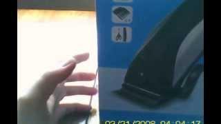 машинка для стрижки волос(обзор дешевой машинки для стрижки волос., 2013-04-14T13:03:35.000Z)