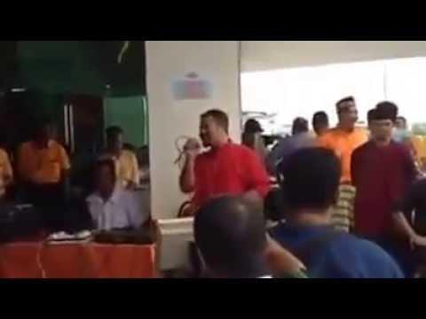 Amir Lemon T - Kekasihku Diambil Orang (live karaoke)