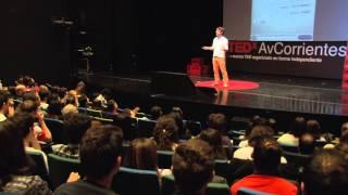 Estas: Ariel Merpert at TEDxAvCorrientes 2013