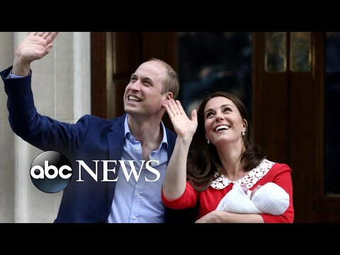 Why Kate left the hospital so quickly after delivering royal baby no. 3