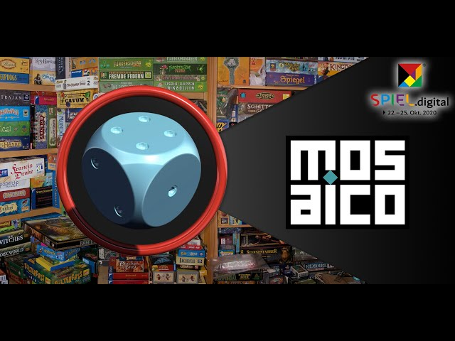 Bem-Vindos a SPIEL.Digital - Mosaico Jogos