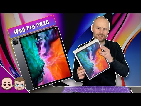 IPad Pro 12.9 2020 Unboxing: First Impressions