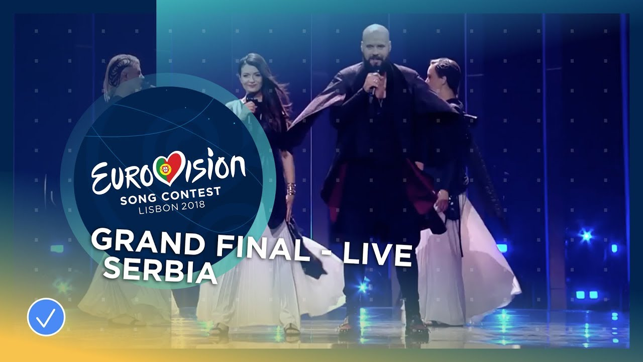 Sanja Ilić & Balkanika - Serbia — Lisbon 2018 - Eurovision