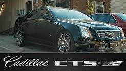 """Window Tint: Replacing """"Dealership Tint"""" with Ceramic Tint   Cadillac CTS  """