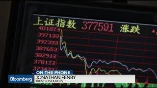 China Has Thrown Kitchen Sink at Market Problem: Fenby