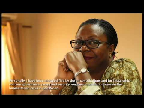 UN Women Cameroon Annual Retreat 2014