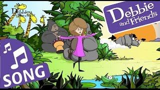Animal Friends Learn Animal Group Names - Debbie And Friends