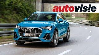 Audi Q3 (2018) - Test - Autovisie Vlog
