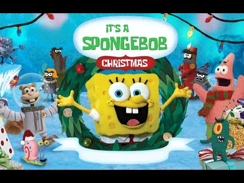 SpongeBob Christmas - Gifts, Presents, and Coal. Spread Christmas Cheer with Music in Bikini Bottom