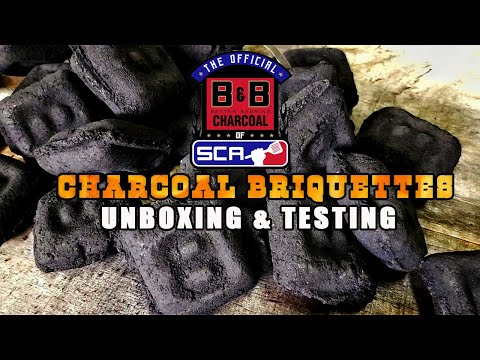 BRICCHETTE B&B CHARCOAL, TOP QUALITY