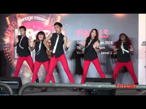 CL1MAX (Open Category) - 2014 Teenage K-POP Dance Battle (Finals)