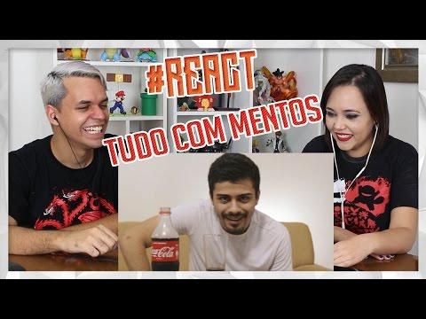 REACT YAKULT + MENTOS + COCA COLA (Canal Rogoel)