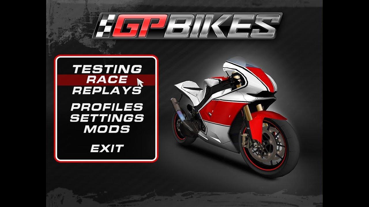 gp bikes le meilleur simulateur de moto youtube. Black Bedroom Furniture Sets. Home Design Ideas
