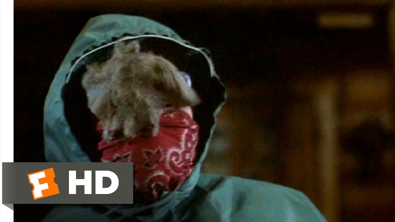 The Great Outdoors (6/10) Movie CLIP - He's on My Face! (1988) HD