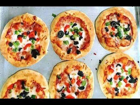 منزلية بيتزا بيتي