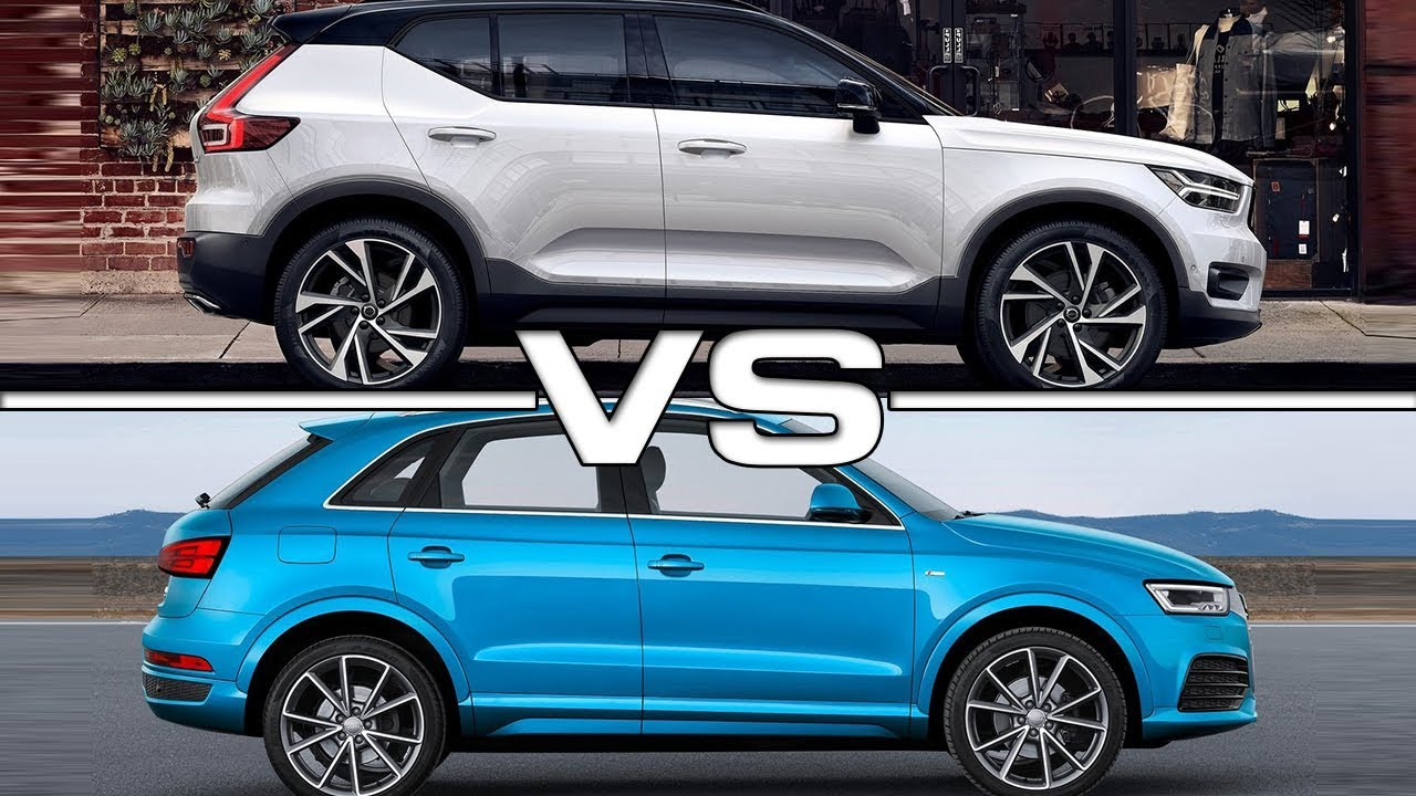 volvo xc  audi  youtube