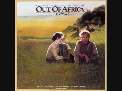 John Barry - Flying Over Africa [OUT OF AFRICA, USA - 1985]