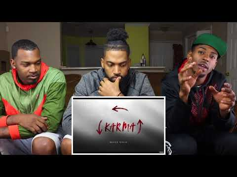 Queen Naija - Karma (Audio) [REACTION]