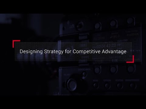 LSE Executive Education Courses – Designing Strategy for Competitive Advantage