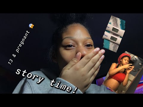 HOW I FOUND OUT I WAS PREGNANT AT 16..    LIDDLEMANII TV from YouTube · Duration:  23 minutes 57 seconds