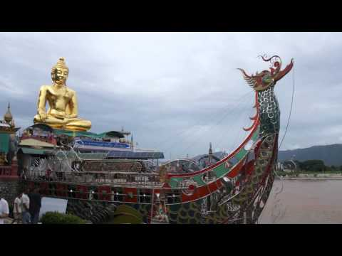 Chiang Rai Attractions - The Golden Triangle