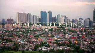 "Trailer for Project Balikbayan Documentary - ""What We Left Behind"""